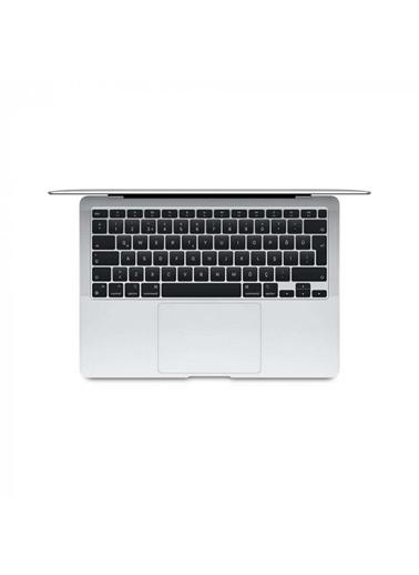 """Apple Apple Macbook Air M1 Çip 16gb 256gb Macos 13"""" Qhd Taşınabilir Bilgisayar Gümüş Gümüş"""